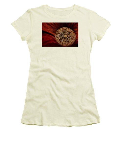 Royalty Women's T-Shirt (Junior Cut) by Steven Richardson