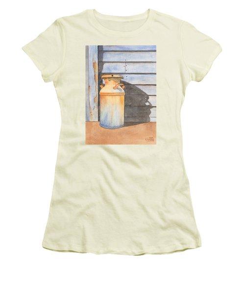 Rusty Milk Women's T-Shirt (Athletic Fit)