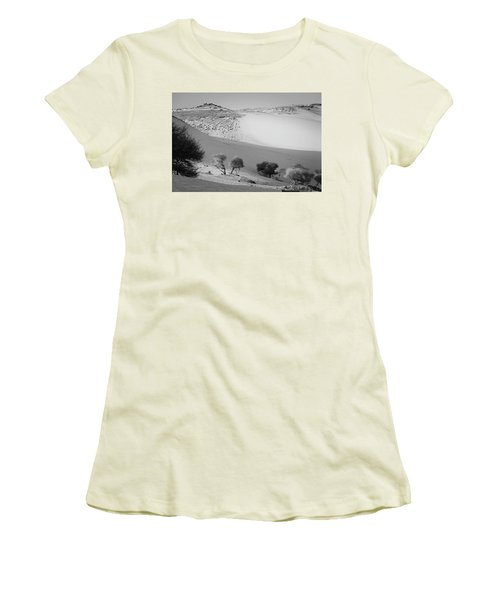 Sahara Women's T-Shirt (Junior Cut) by Silvia Bruno
