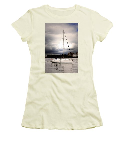 Sailor And Storm Women's T-Shirt (Athletic Fit)
