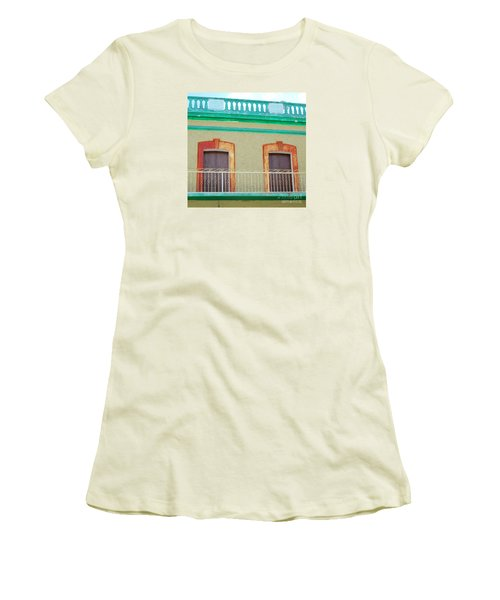 San Jose Del Cabo Doors 11 Women's T-Shirt (Athletic Fit)