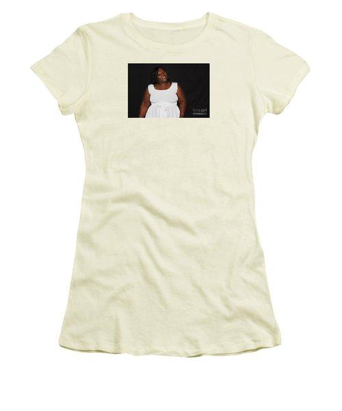 Sanderson - 4566 Women's T-Shirt (Junior Cut) by Joe Finney