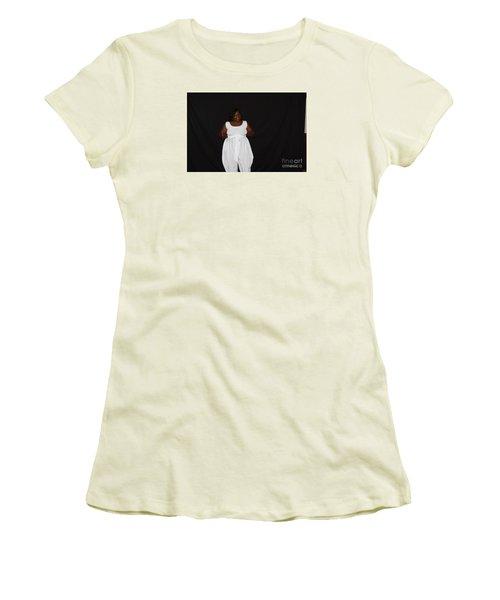 Sanderson - 4568 Women's T-Shirt (Junior Cut) by Joe Finney
