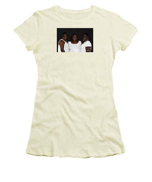 Sanderson - 4570 Women's T-Shirt (Junior Cut) by Joe Finney