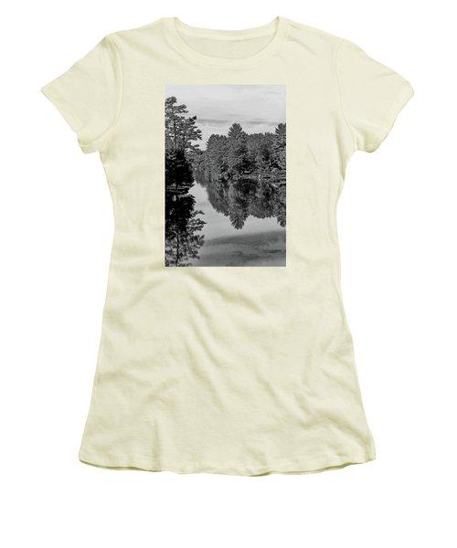 Secret Hideaway Women's T-Shirt (Athletic Fit)