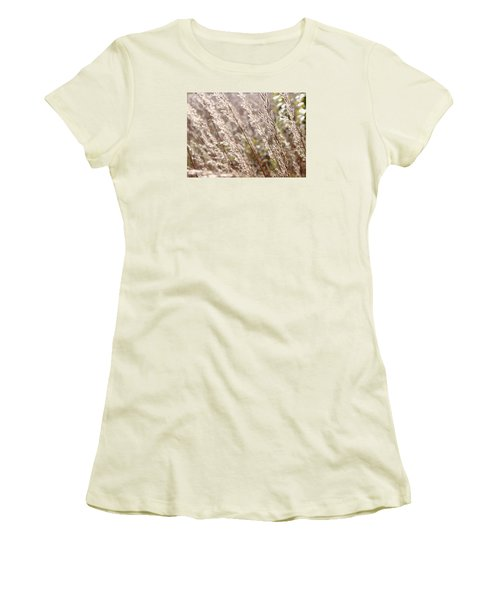 Seeds Of Autumn Women's T-Shirt (Athletic Fit)