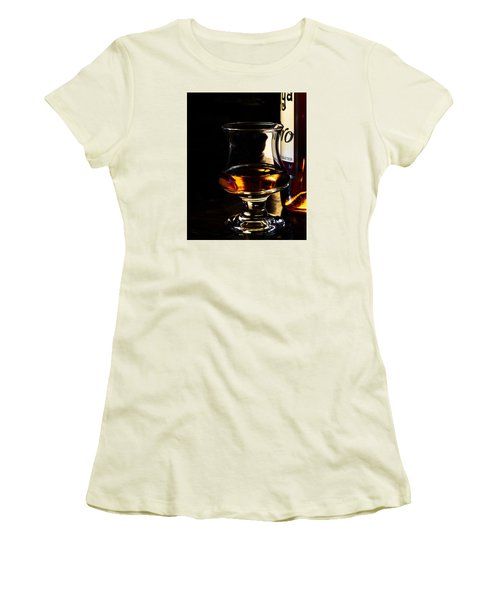 Sipping Rum Women's T-Shirt (Athletic Fit)