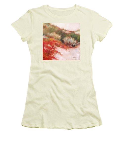 Soft Dunes 1 Women's T-Shirt (Athletic Fit)