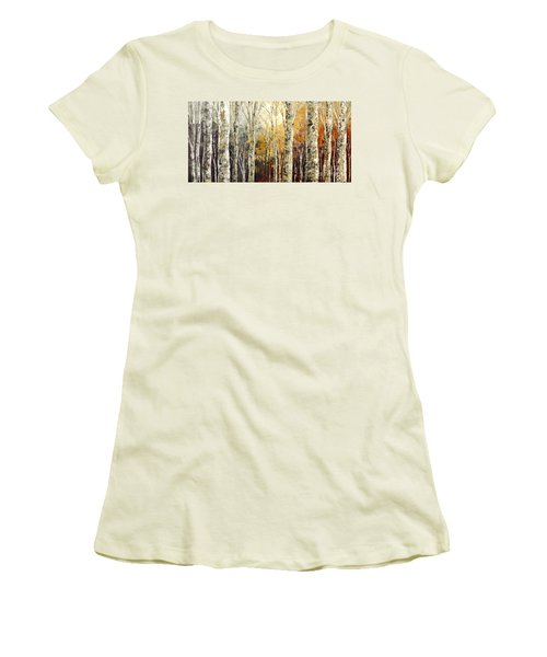 Solitudes Of Twilight Women's T-Shirt (Athletic Fit)