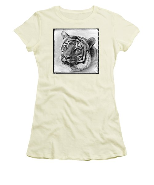 Sometimes Less Is More Women's T-Shirt (Athletic Fit)