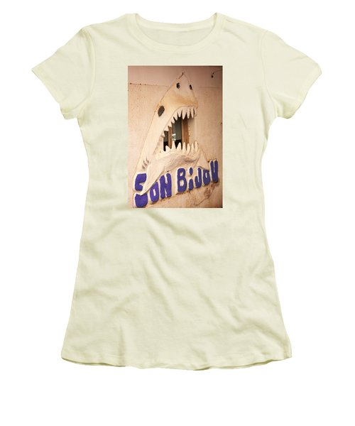 Sonbijou Women's T-Shirt (Junior Cut) by Jez C Self