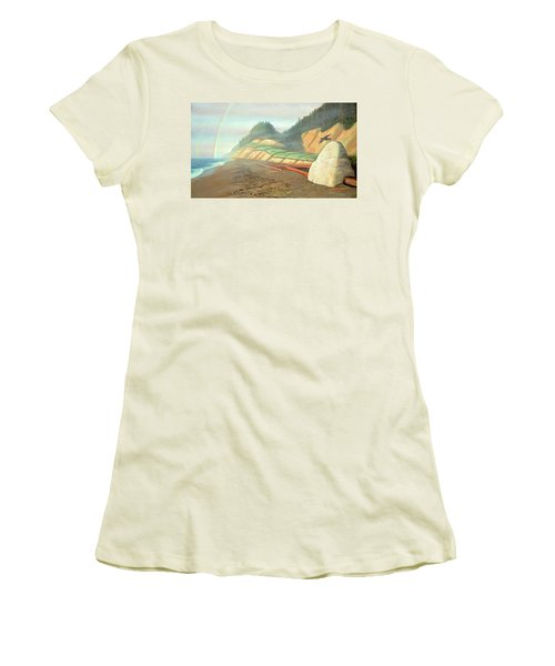 Song For My Brother Women's T-Shirt (Junior Cut) by Laurie Stewart