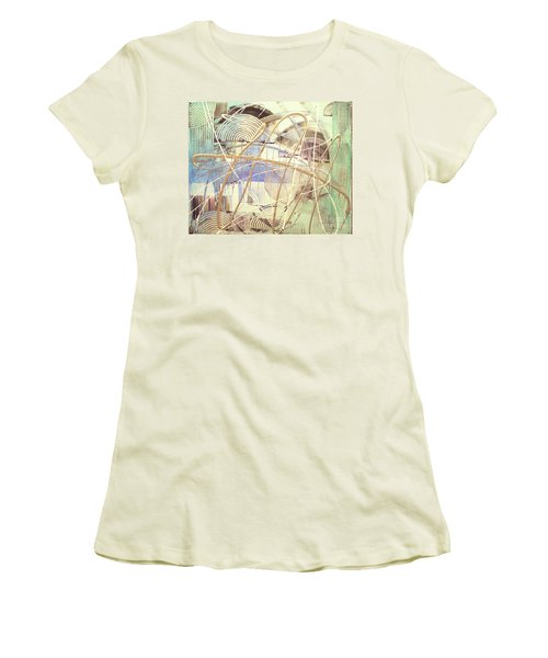 Soothe Women's T-Shirt (Junior Cut) by Melissa Goodrich