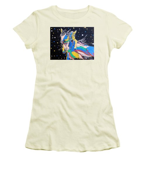 Special Women's T-Shirt (Athletic Fit)