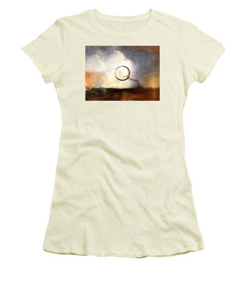Sphere I Turner Women's T-Shirt (Athletic Fit)