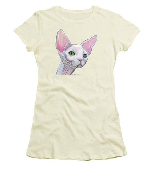 Sphynx2 Women's T-Shirt (Athletic Fit)