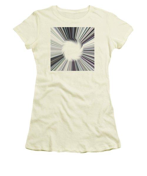 Spiral Women's T-Shirt (Junior Cut) by Michal Boubin