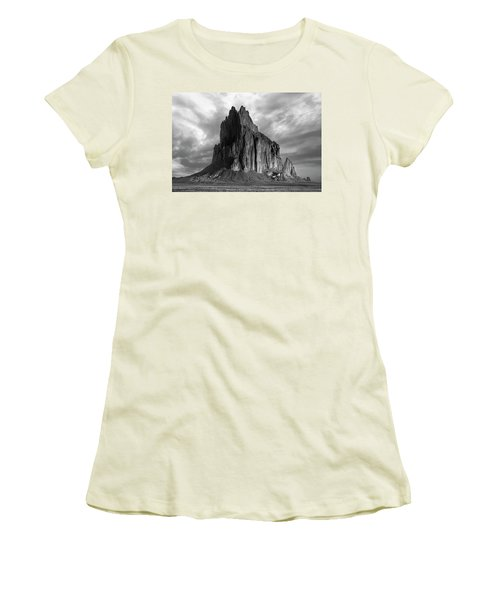 Women's T-Shirt (Junior Cut) featuring the photograph Spire To Elysium by Jon Glaser