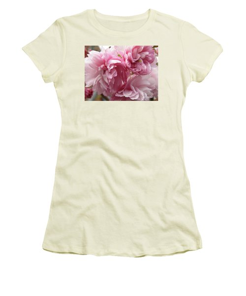 Spring Blossoms #1 Women's T-Shirt (Athletic Fit)