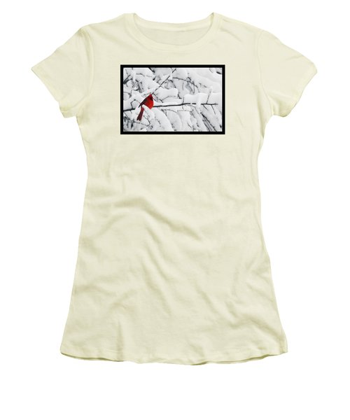 Standing Out Women's T-Shirt (Athletic Fit)