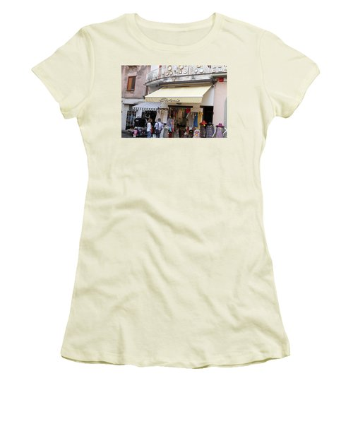 Stephanie Women's T-Shirt (Athletic Fit)