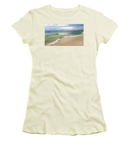 Sublime Seashore  Women's T-Shirt (Junior Cut)