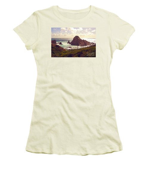 Sugarloaf Rock Ix Women's T-Shirt (Athletic Fit)