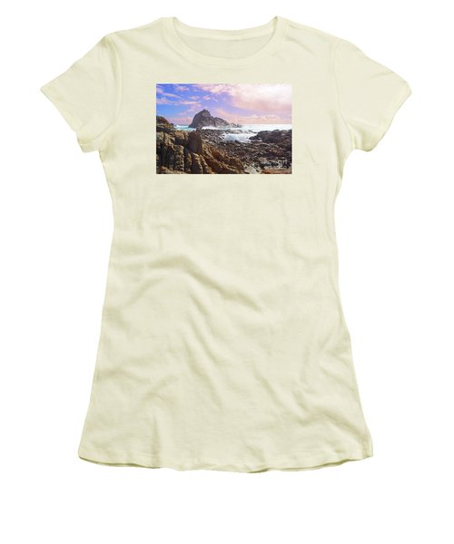 Sugarloaf Rock X Women's T-Shirt (Athletic Fit)