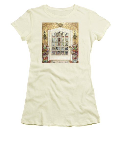Sunroom Entrance Women's T-Shirt (Athletic Fit)