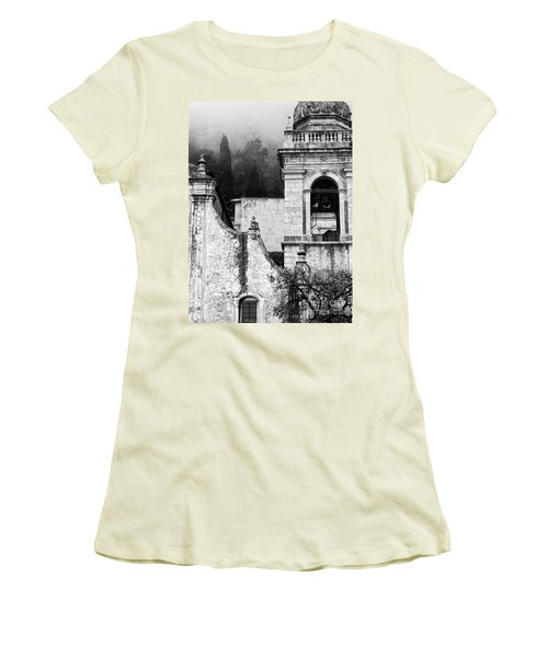 Taormina Church Detail Women's T-Shirt (Junior Cut)