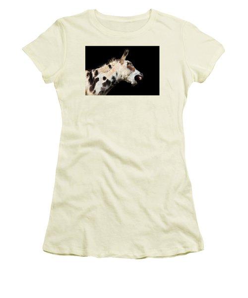 Tell It Like It Is Women's T-Shirt (Junior Cut) by Sharon Jones