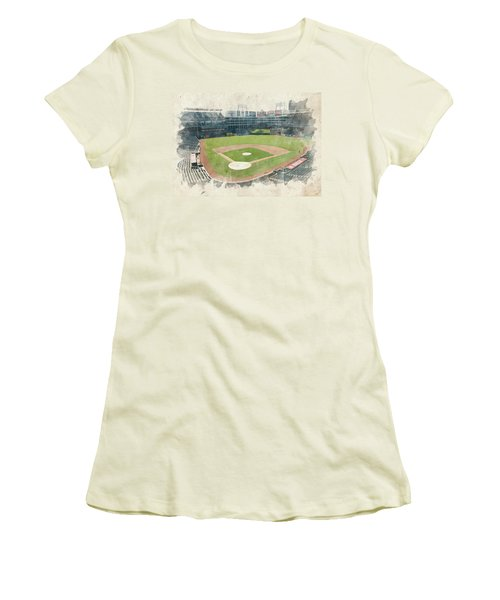 The Ballpark Women's T-Shirt (Athletic Fit)