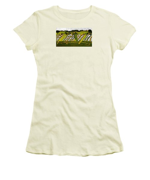The Bridge - Me To You Women's T-Shirt (Athletic Fit)
