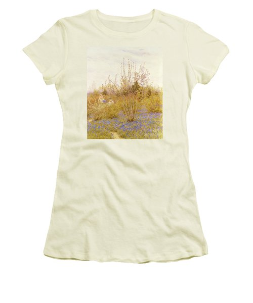 The Cuckoo Women's T-Shirt (Athletic Fit)