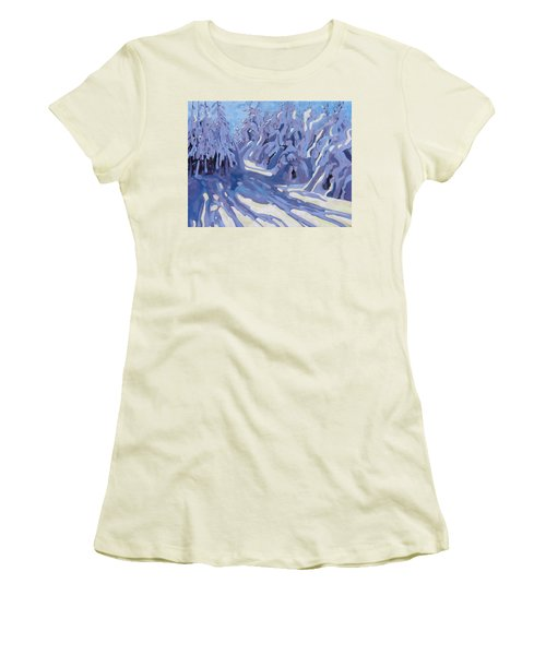 The Day After The Storm Women's T-Shirt (Athletic Fit)