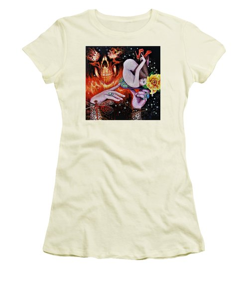 The Feast Women's T-Shirt (Athletic Fit)