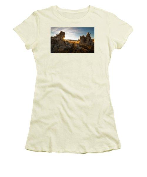 The Gateway Women's T-Shirt (Athletic Fit)