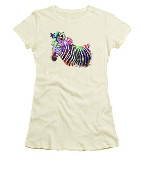 The Grand Donkey Women's T-Shirt (Junior Cut) by Anthony Mwangi