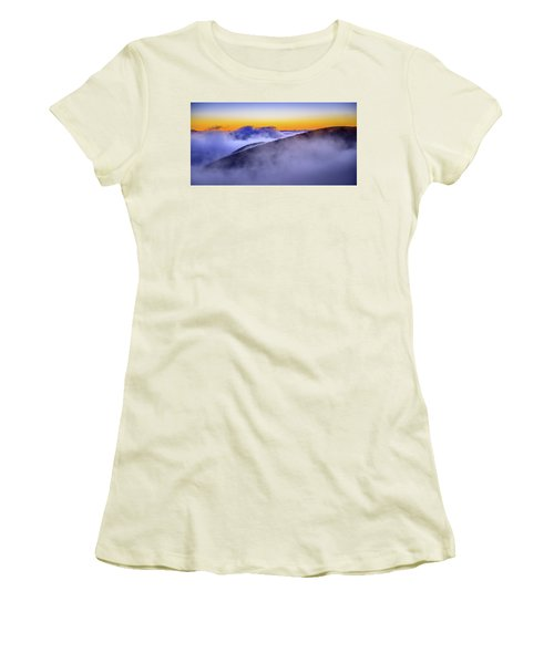 The Mists Of Cloudfall Women's T-Shirt (Athletic Fit)