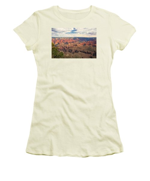 The Natives Holy Site Women's T-Shirt (Athletic Fit)