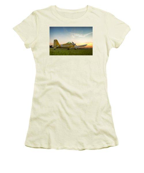 The Original Women's T-Shirt (Junior Cut) by Steven Richardson
