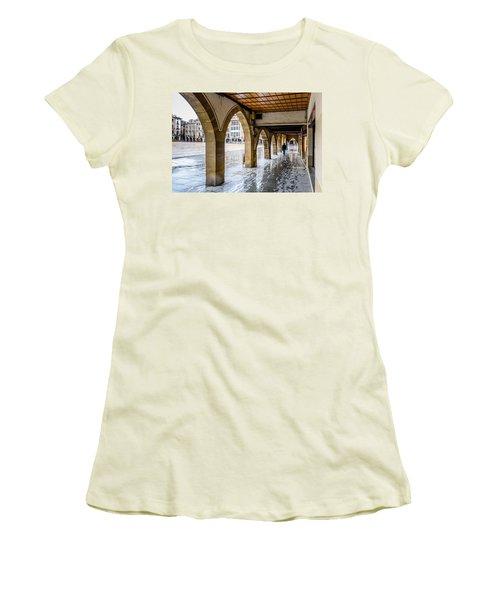 The Rain In Spain Women's T-Shirt (Junior Cut)