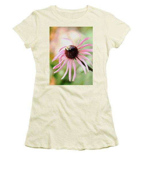 The Sharing Game Women's T-Shirt (Junior Cut) by Deborah  Crew-Johnson