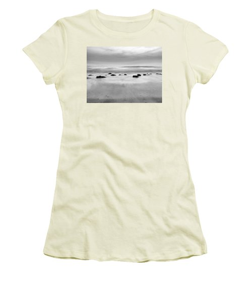 The Sound Of Silence Women's T-Shirt (Athletic Fit)