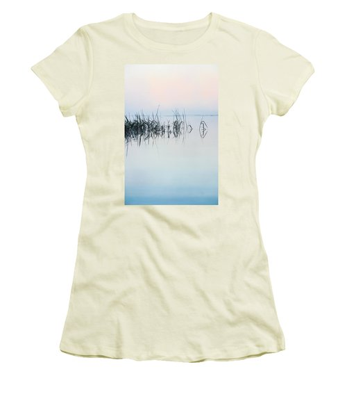 The Stillness Of Life Women's T-Shirt (Junior Cut) by Shelby  Young
