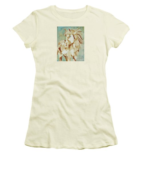 The Tao Of Being Carefree Women's T-Shirt (Athletic Fit)