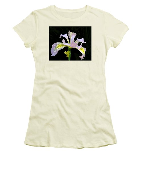 The Wild Iris Women's T-Shirt (Athletic Fit)