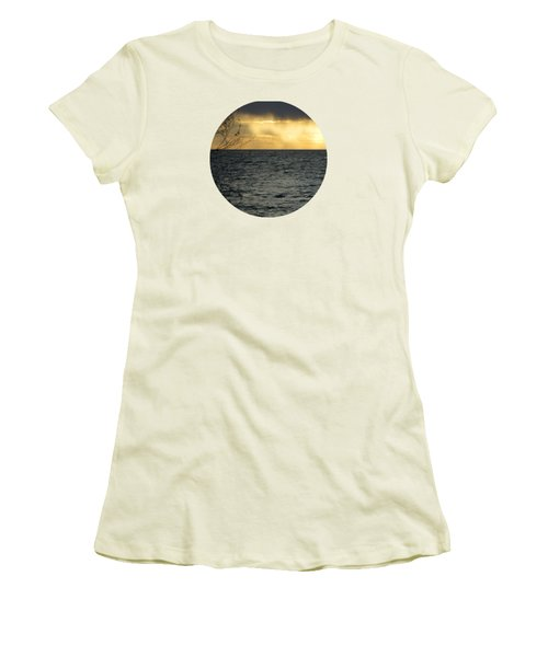The Wonder Of It All Women's T-Shirt (Junior Cut) by Mary Wolf