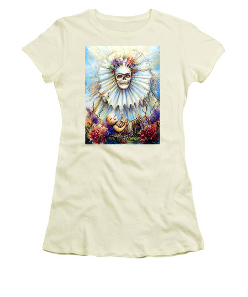 Thinking About Life Women's T-Shirt (Athletic Fit)