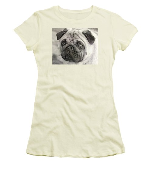 This Puggy Women's T-Shirt (Athletic Fit)
